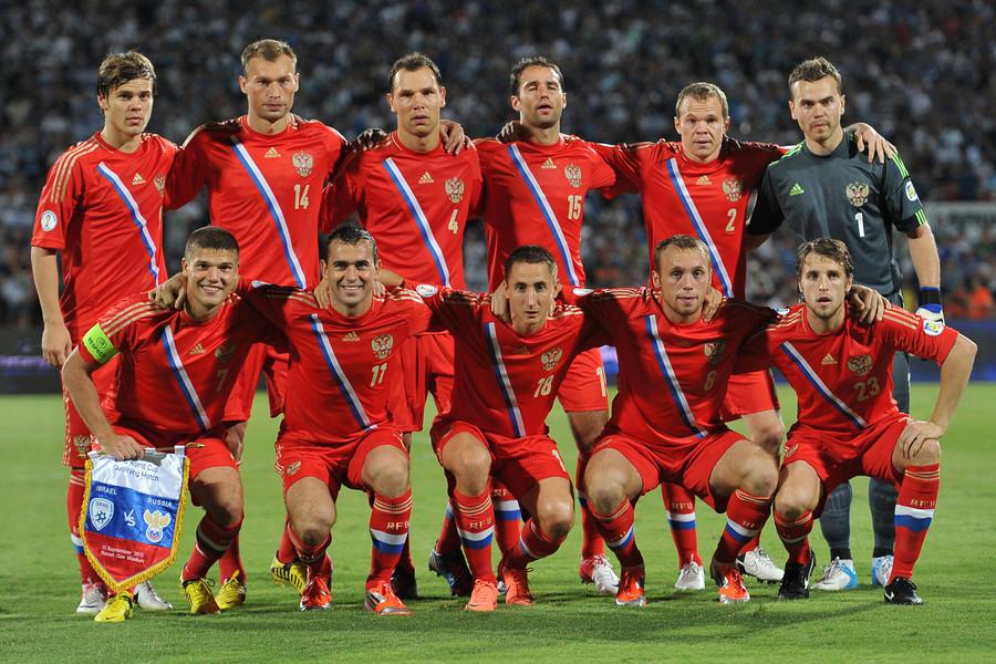 сборной россии по футболу фото