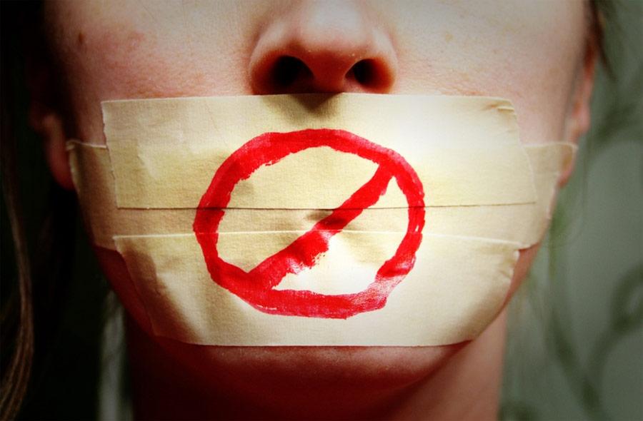 Наблюдателям запретили «раскрывать рот». © cutiemoo/Flickr (CCBY2.0)