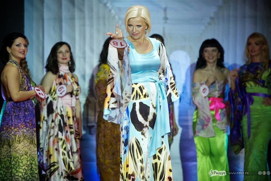 Показ летних платьев. © Антон Белицкий/Ридус