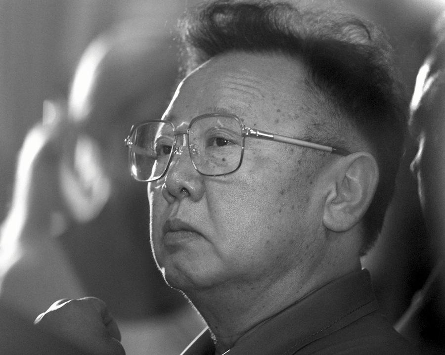 Руководитель КНДР Ким Чен Ир. © Владимир Саяпин/ИТАР-ТАСС