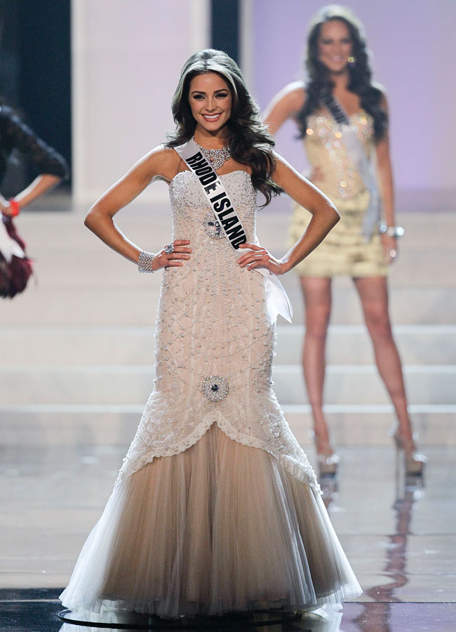 Miss USA has become a resident of the smallest state