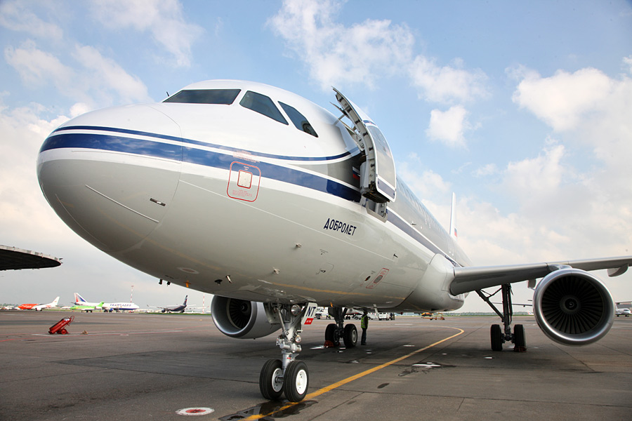 Корпоративные материалы Аэрофлот Aeroflot