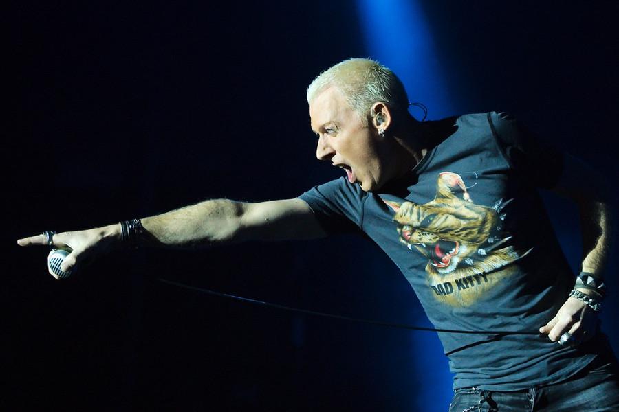 ЭйчПиБакстер (H.P.Baxxter) — вокалист илидер немецкой группы «Scooter»