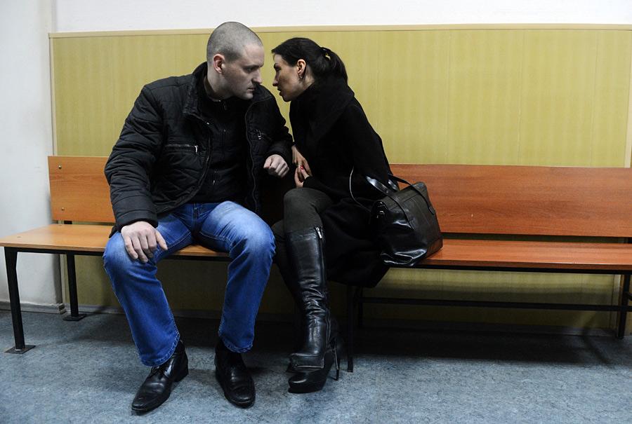 Удальцов помещен под домашний арест Ридус Удальцов помещен под домашний арест