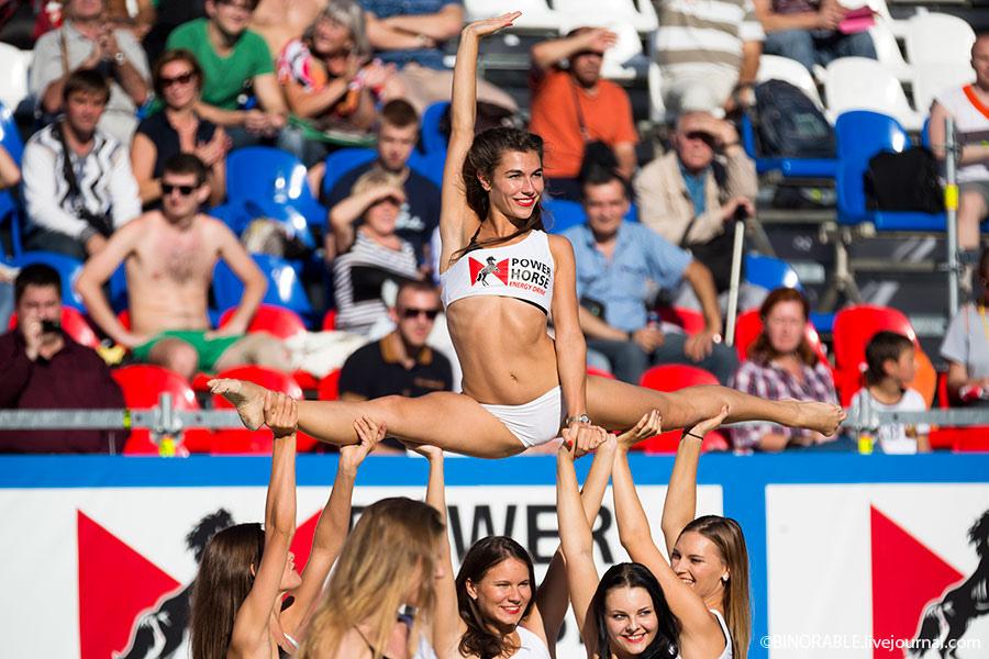 Матч врамках Евро Бич-Соккер Лиги (EBSL) 2013в Москве. Фото: ©binorable.livejournal.com