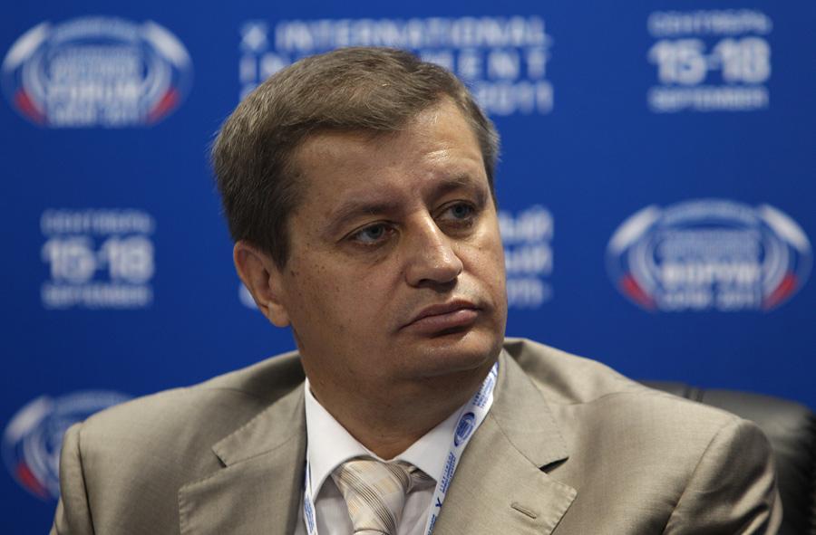Сергей Костин. © Михаил Мокрушин/РИА Новости