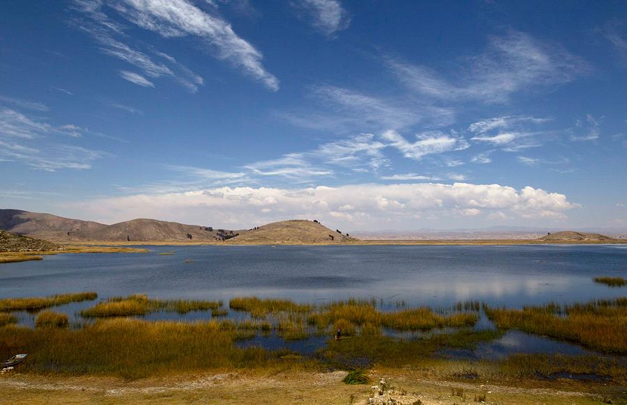Умирающее озеро Титикака. Фоторепортаж. Ридус
