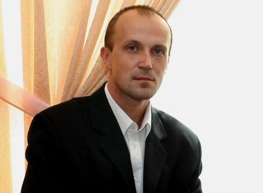 Андрей Маланов. Фото сличной страницы вFacebook.