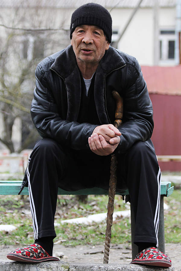 Эдуард. Пациент городской больницы © Никита Перфильев