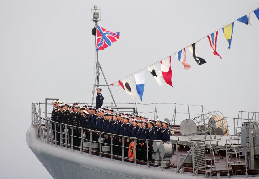 Новости черноморского флота