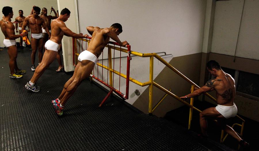 Конкурсы и соревнования для мужчин