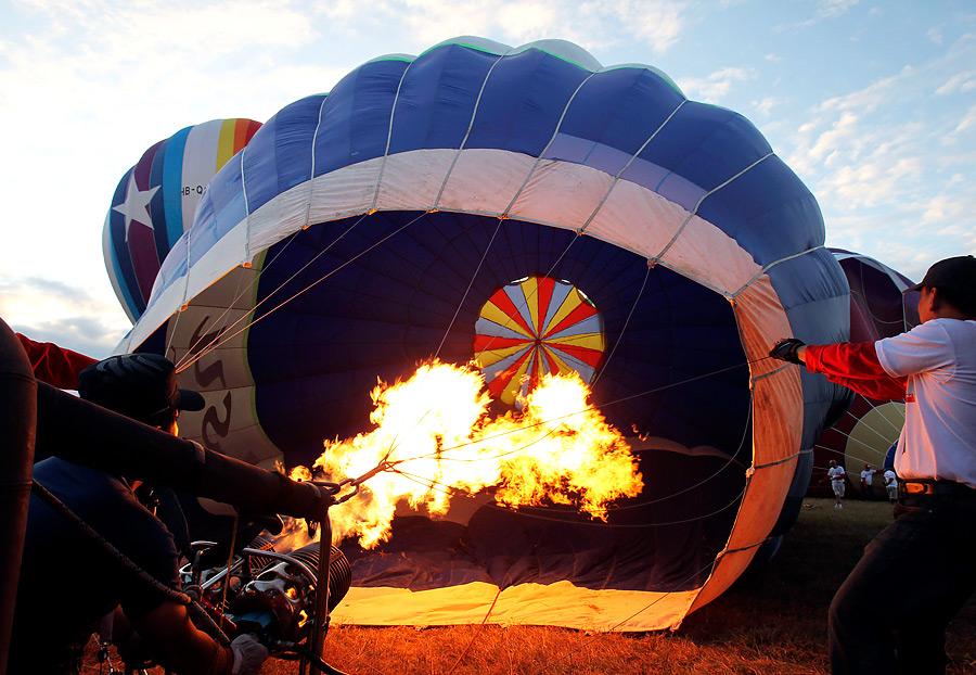 На Филиппинах начался фестиваль воздушных шаров G5eeShQXZBkvNghPqgBspw