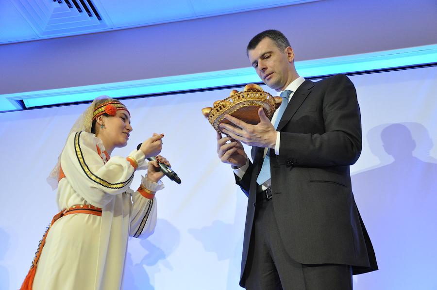 михаил прохоров и его жена фото
