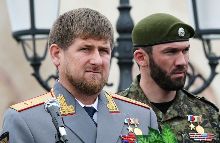 Кадыров — один из крупнейших террористов