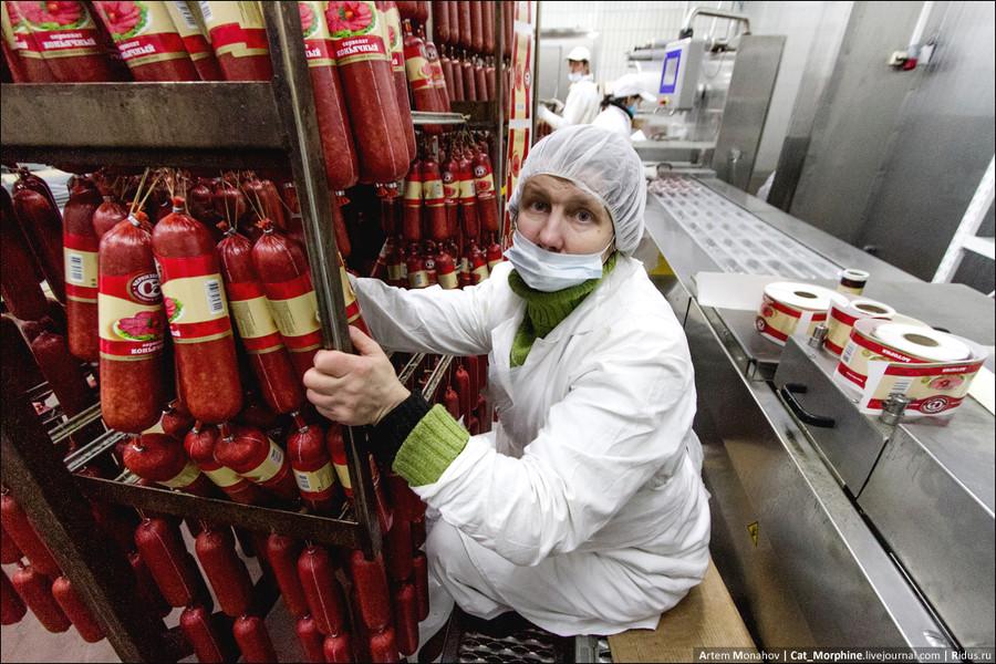 Черкизовский мясокомбинат (ЧМПЗ). © Артём Монахов/Ridus.ru