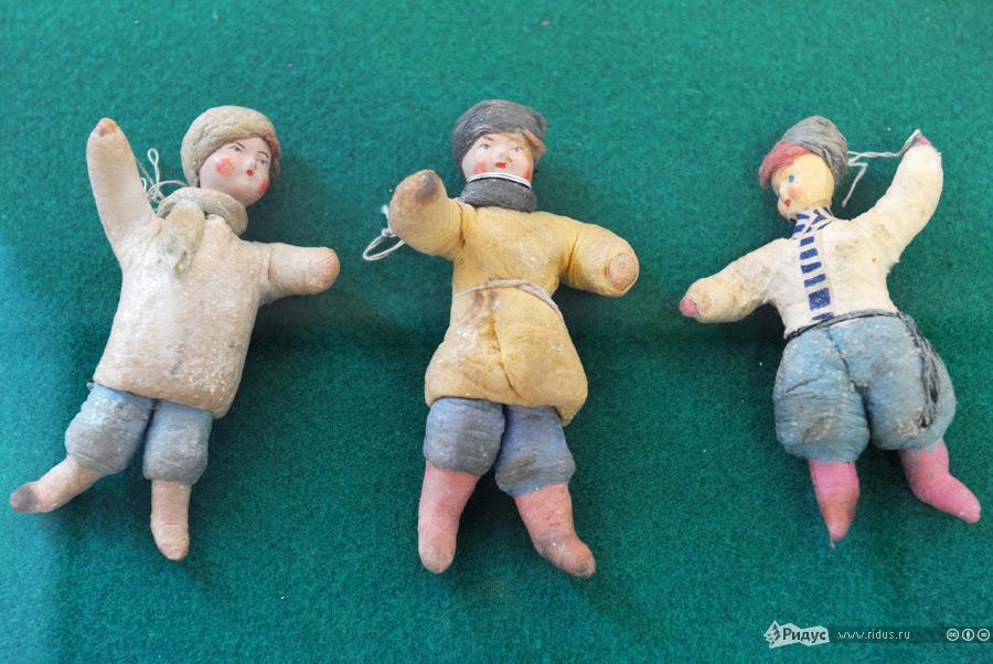 Как сделать старинную игрушку своими руками 46