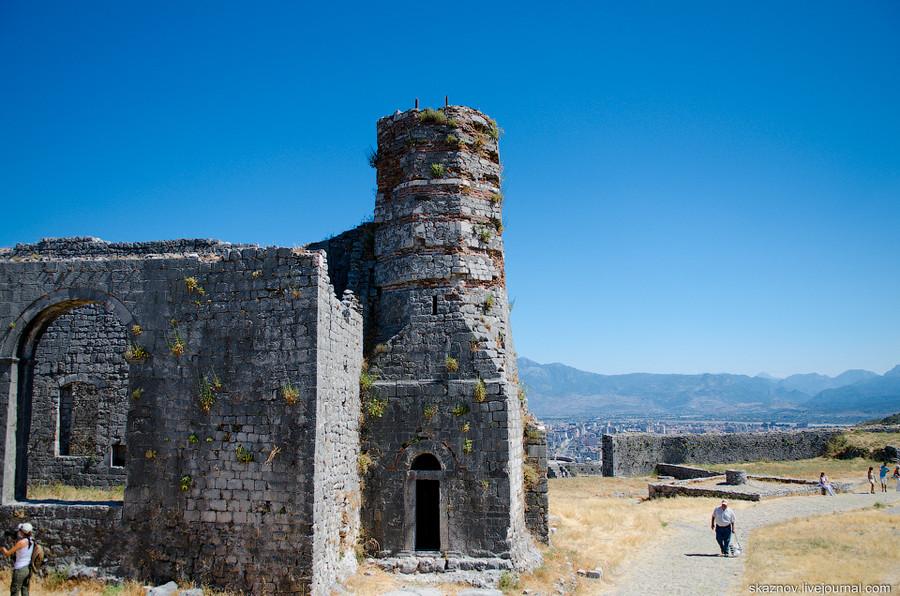 rozafa a legend in albania
