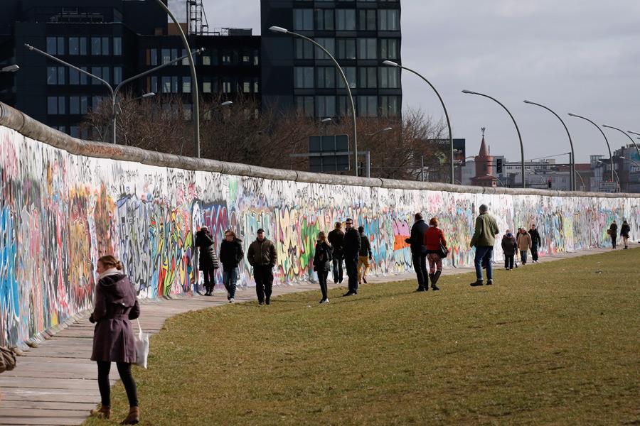 берлинская стена фотографии лифт