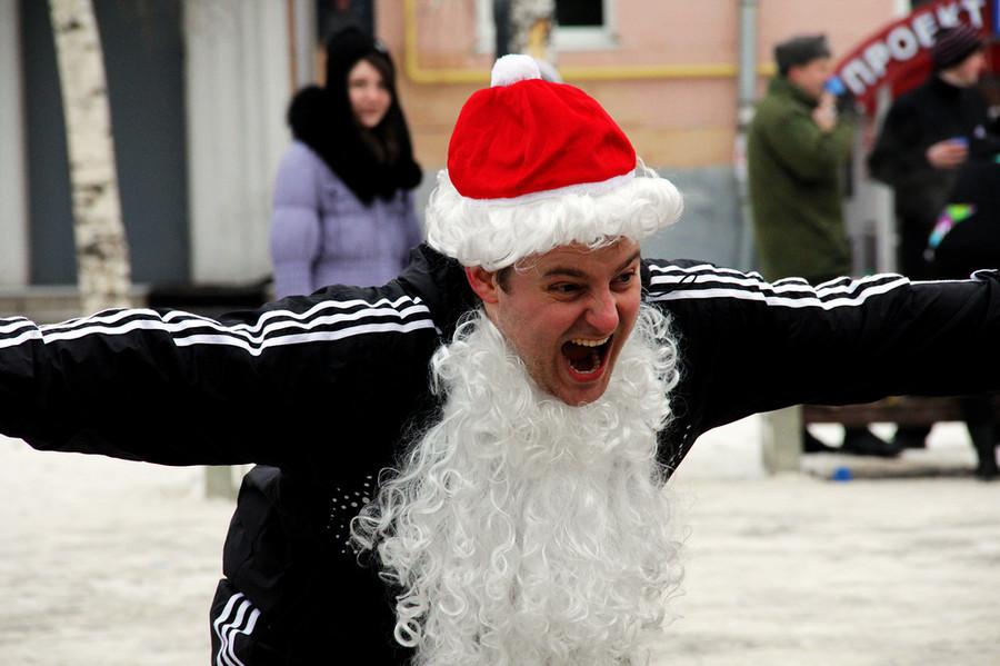 Русские забавы. Тесто  © Олеся Шевцова/Ridus.ru