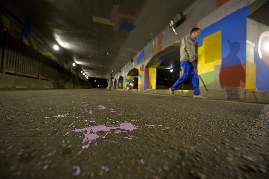 Фотосессии у метро курская