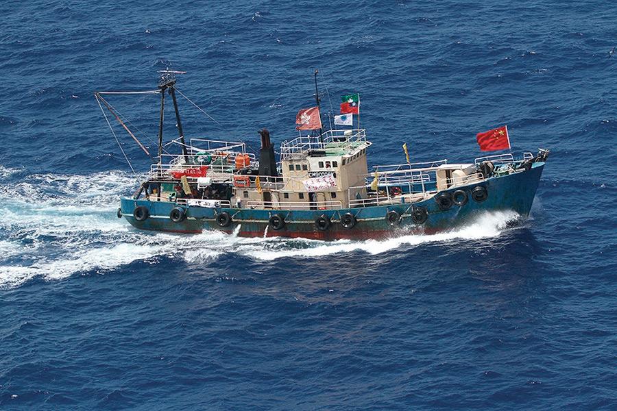 рыбацкие острова в японии