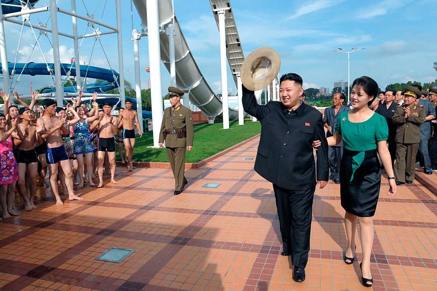 Супруга лидера КНДР шокировала всех своим видом