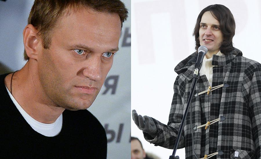 """Как Алексей Навальный """"объединялся"""" с оппозицией  Как Алексей Навальный """"объединялся"""" с оппозицией"""