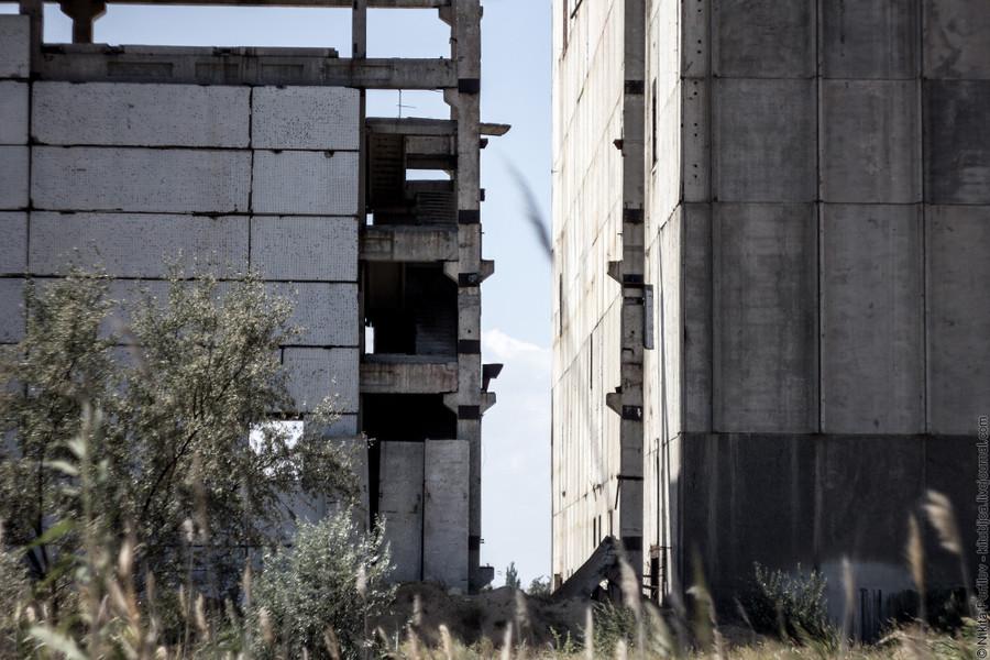 Крымская АЭС © Никита Перфильев