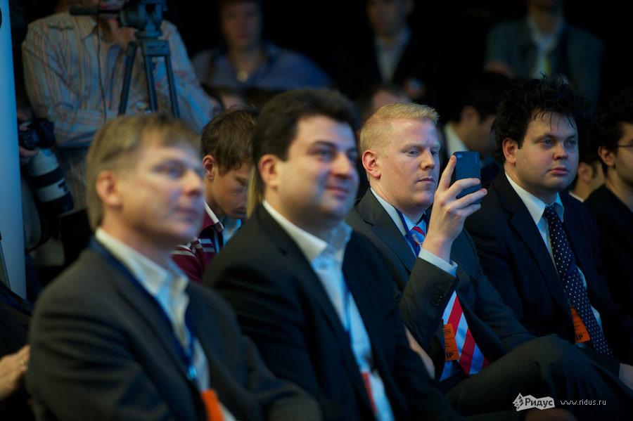 Гости наВсероссийском молодежном инновационном конвенте. © Антон Белицкий/Ridus.ru