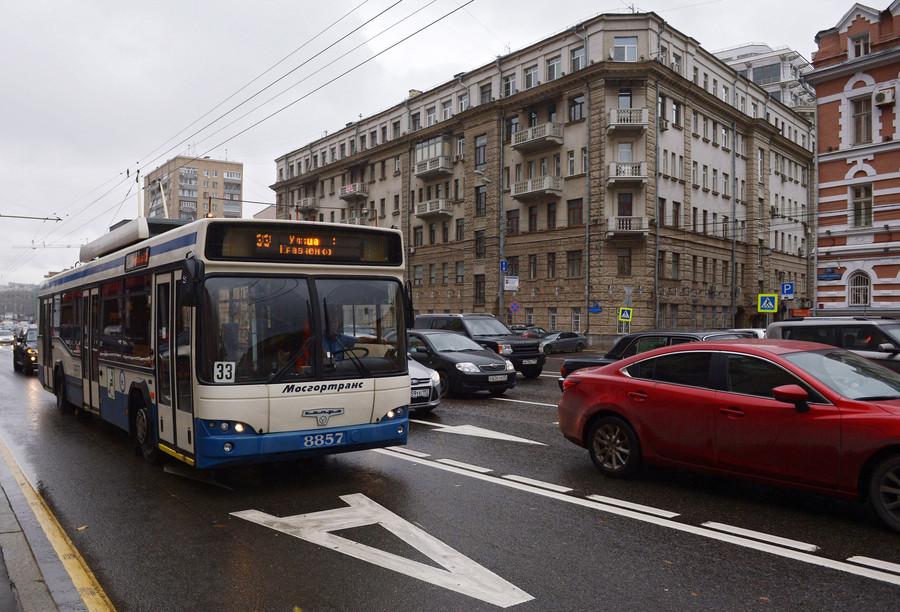Режим работы публичного транспорта столицы поменяется впериод майских праздников