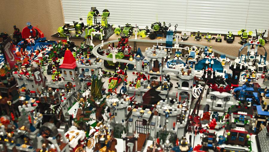 Lego конструкторы инструкции