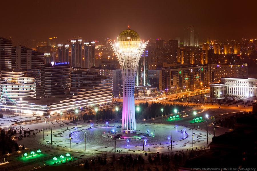 казахстан достопримечательности фото и описание одной