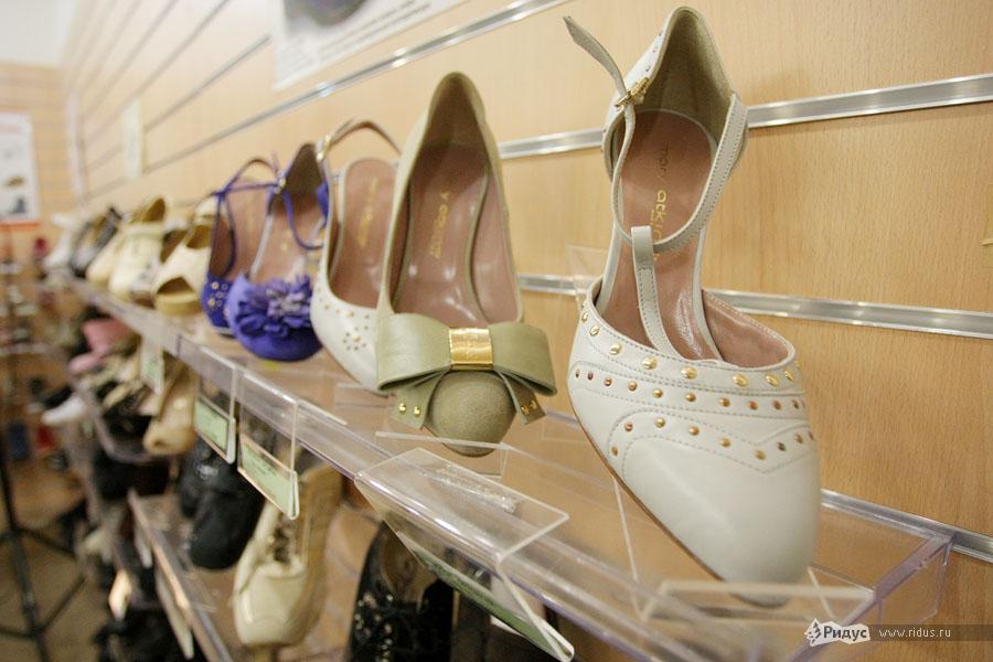 Каблучная ортопедическая обувь изновой коллекции «Ортомоды» © Антон Тушин/Ridus.ru