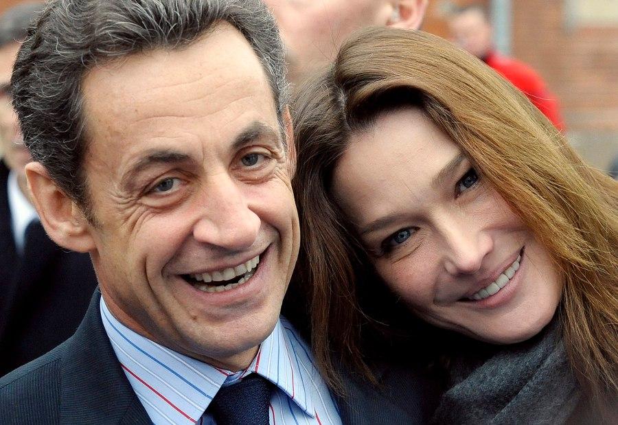 "Происшествия. Чету Саркози-Бруни заподозрили в адюльтере "" Vesti.kz"
