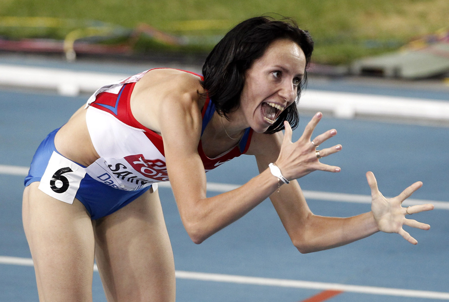 Смешные картинки легкоатлетов