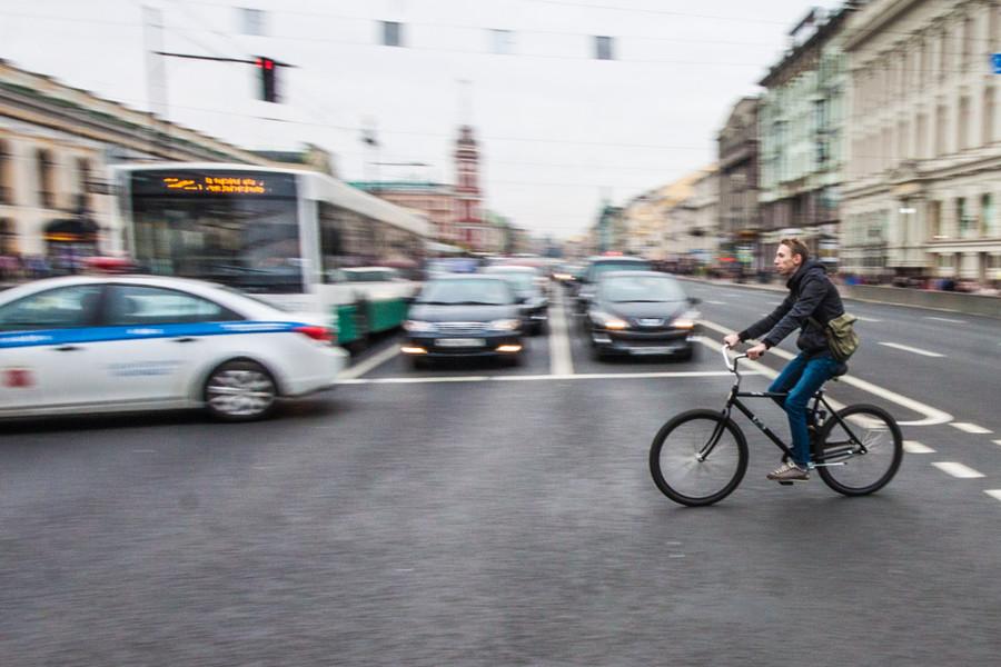 Евровелопарад 2013. Фото: © Павел 'PaaLadin' Семёнов | Ridus.ru