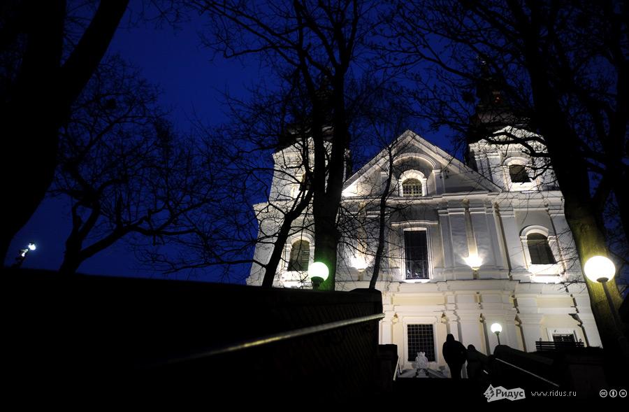 Храм воЛьвове. © Василий Максимов/Ridus.ru
