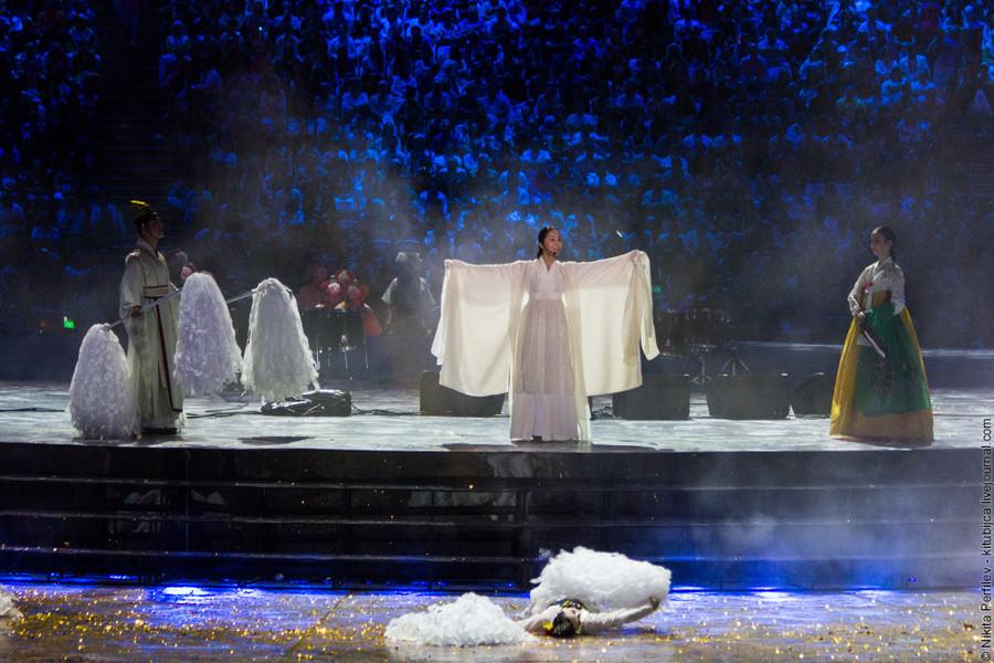 Шоу-программа закрытия Универсиады 2013© Никита Перфильев