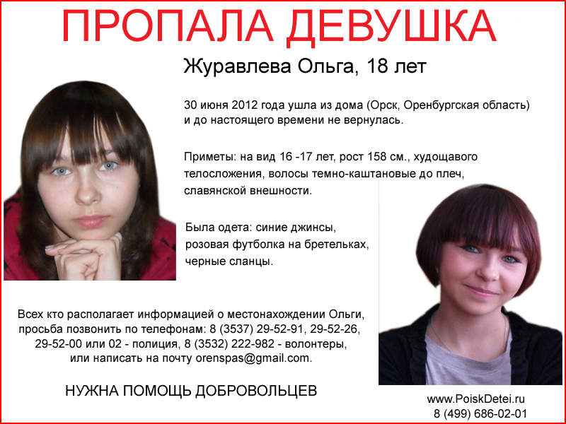 Работа в оренбурге для девушек 17 лет работа в строительных компаниях девушками