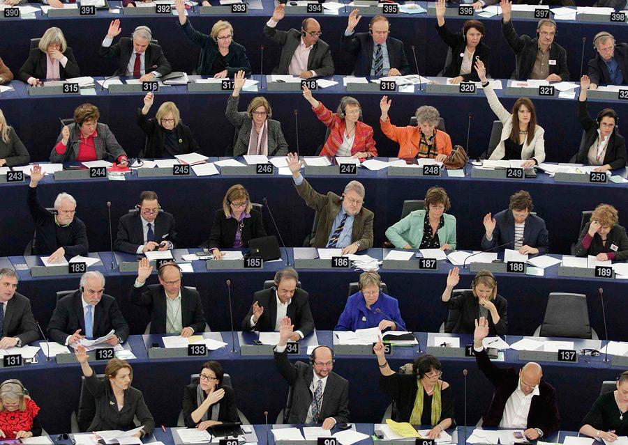 Европарламент принял резолюцию о «несвободных и несправедливых» выборах в России
