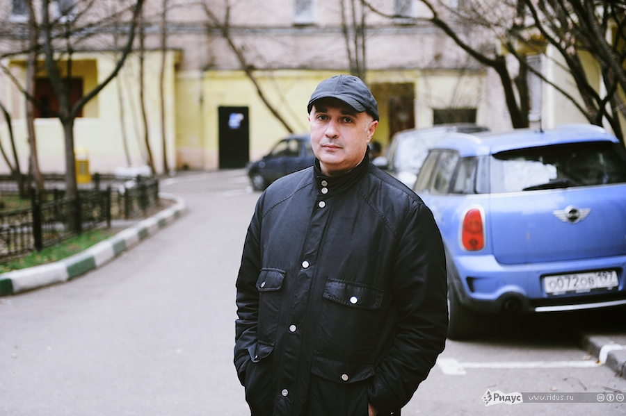 Андрей Шадунц-старший подому 11строение 1
