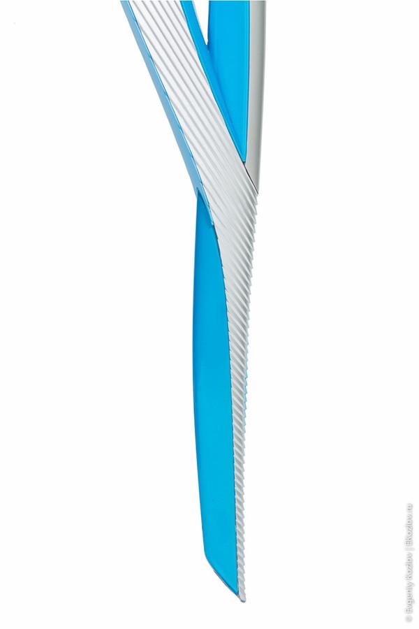 Официальное изображение факела эстафеты Олимпиады Сочи 2014