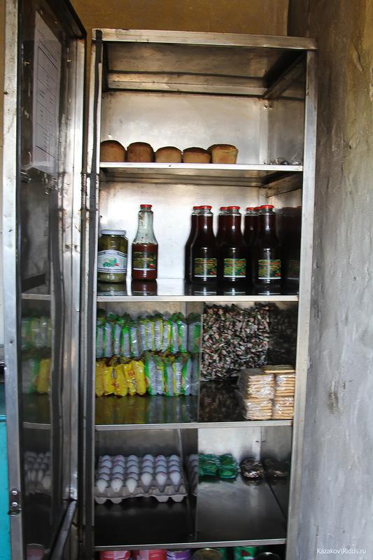 Содержимое холодильника вказарме © Пётр Казаков/Ridus.ru
