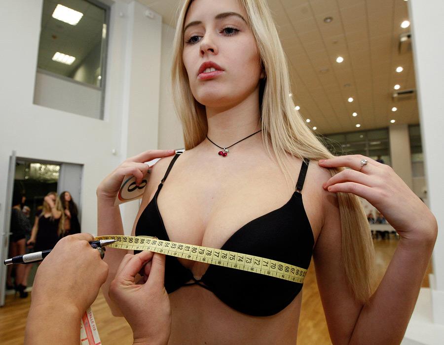 Самая красивая грудь россии фото