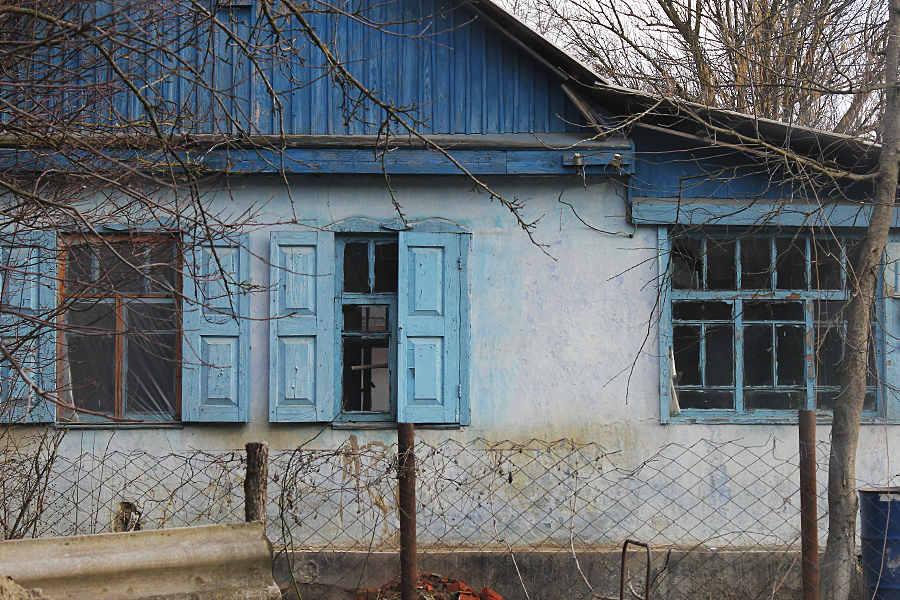 Один иззаброшенных домов © Никита Перфильев