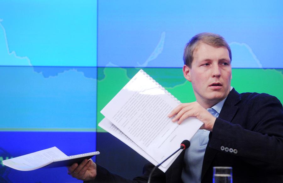Роберт Шлегель. © Владимир Федоренко/РИА Новости