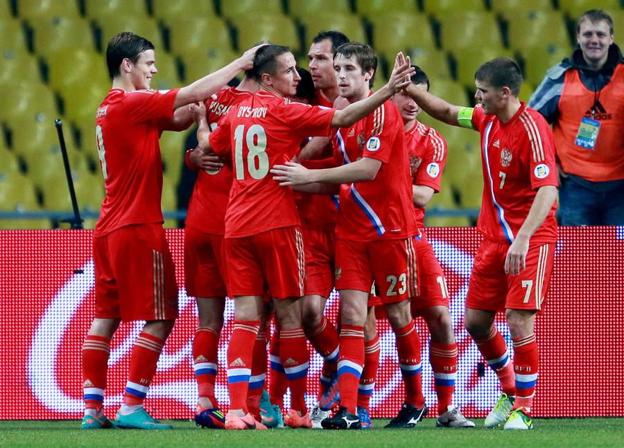 Товарищеская встреча: Россия сыграет с Исландией