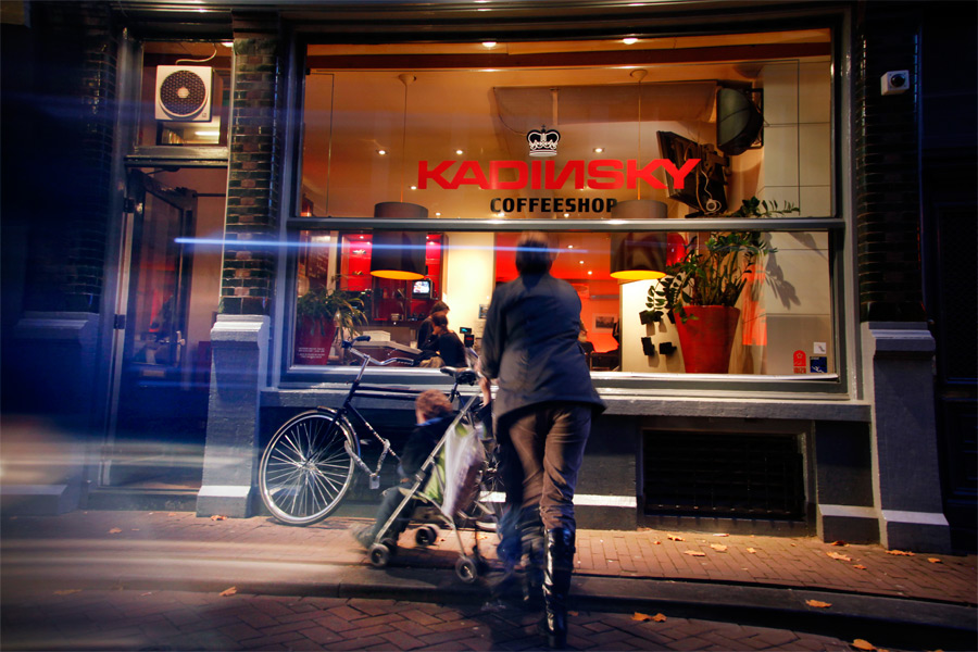 Шоп в амстердаме