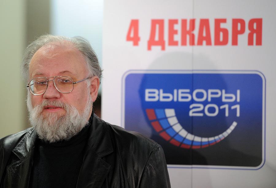 Владимир Чуров. © Владимир Астапкович/РИА Новости