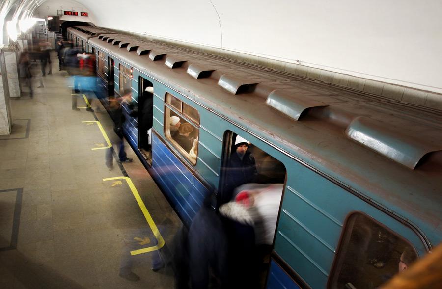 Московский метрополитен. © Евгений Биятов/РИА Новости